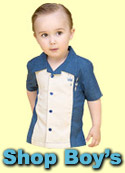 Kid's Retro Clothing
